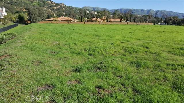 土地 为 销售 在 12 La Quilla Drive 查特斯沃斯, 加利福尼亚州 91311 美国