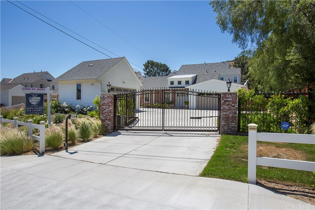 10883 Bee Canyon, Chatsworth, CA 91311