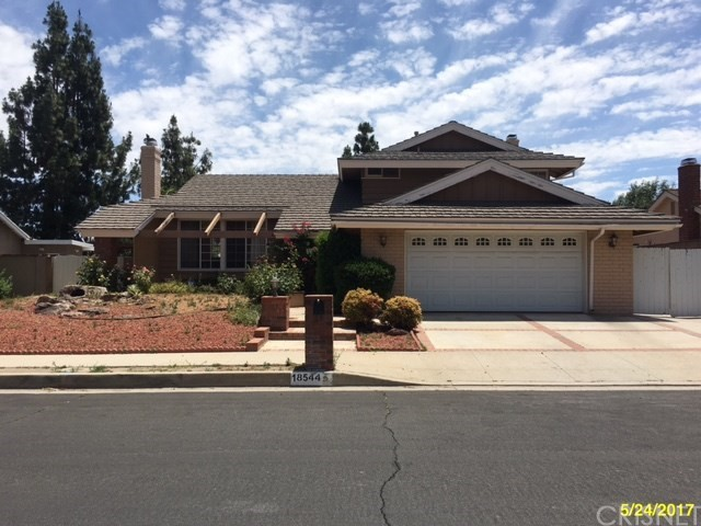 18544 Asuncion Street , CA 91326 is listed for sale as MLS Listing SR17123831