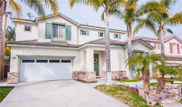 24237 Blossom Court Valencia, CA 91354 is listed for sale as MLS Listing SR17023076