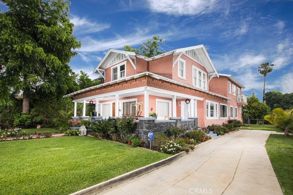 790 N EL MOLINO Avenue, Pasadena, CA 91104
