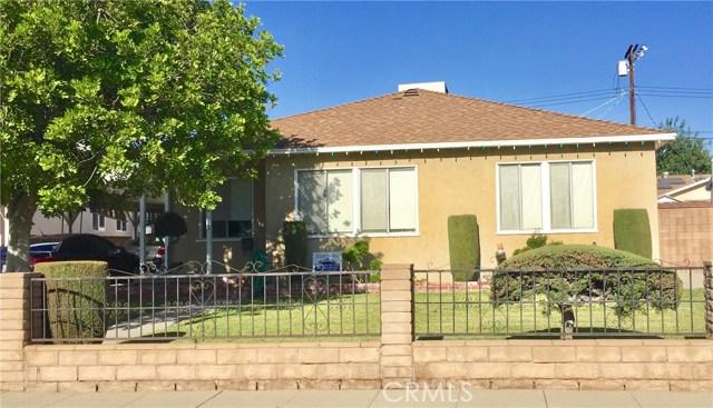 Single Family Home for Sale at 9800 Mercedes Avenue Arleta, California 91331 United States