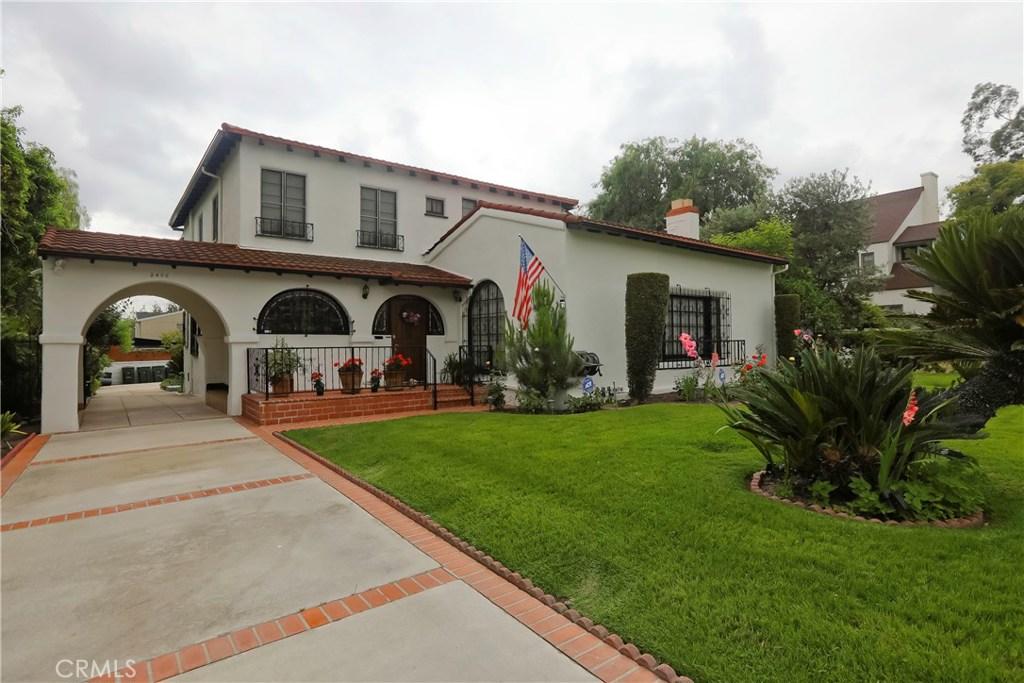 2400 E ORANGE GROVE Boulevard, Pasadena, CA 91104