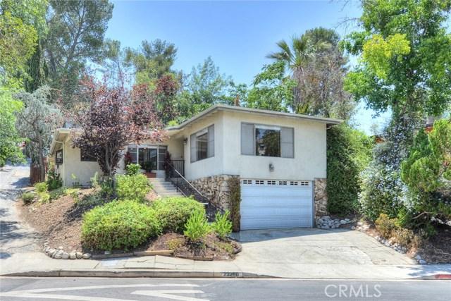 22280 Avenue San Luis, Woodland Hills CA 91364