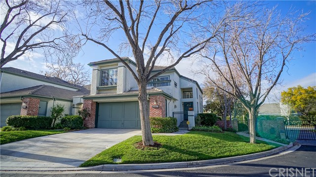 24408 Hampton Drive C Valencia, CA 91355 is listed for sale as MLS Listing SR17008241