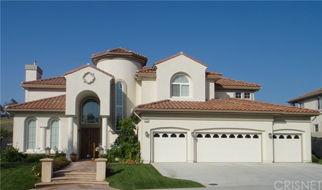 Single Family Home for Sale at 12418 Nelson Road Moorpark, California 93021 United States