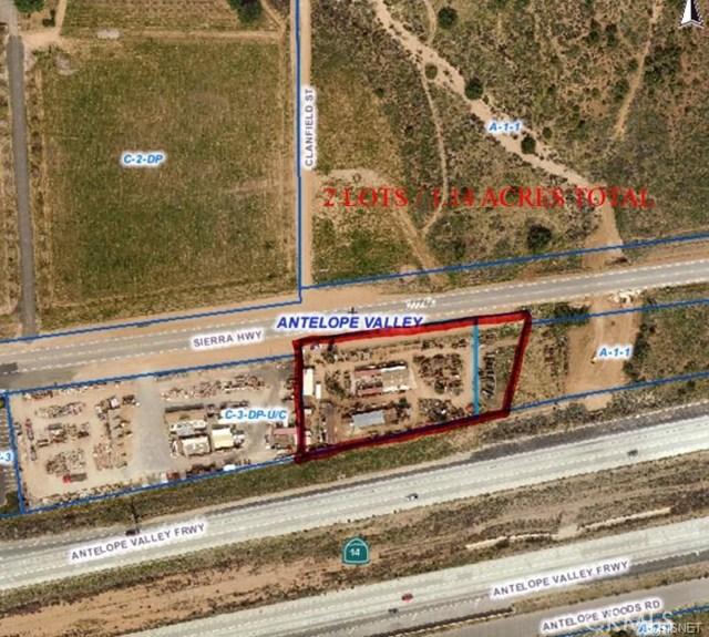 3534 Sierra Hwy Acton, CA 93510 - MLS #: SR18005995