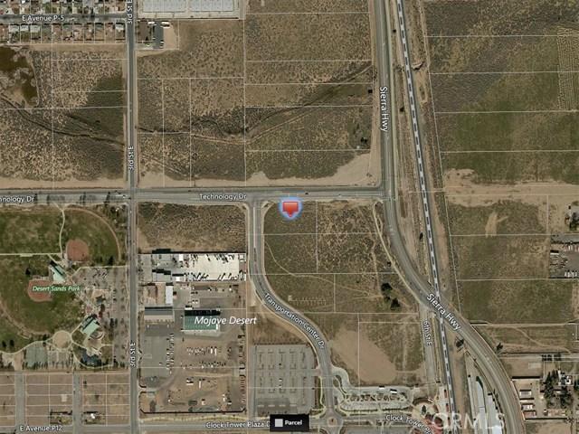 0 Sierra Hwy. and Ave. P-8 (Technology Dr.), Palmdale CA: http://media.crmls.org/mediascn/88de935d-18ed-40da-844d-3c07ef4af288.jpg