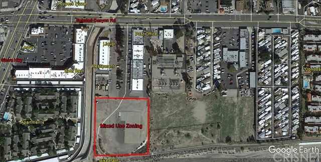Land for Sale at 0 Soledad Canyon Road 0 Soledad Canyon Road Canyon Country, California 91387 United States