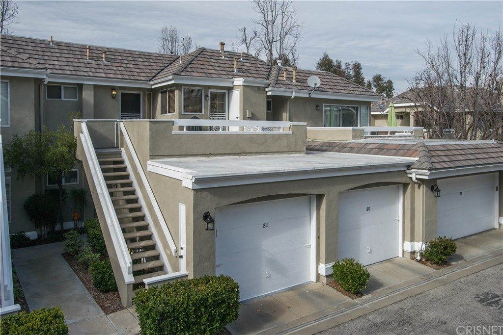 Property for sale at 23971 Arroyo Park Drive #81, Valencia,  CA 91355