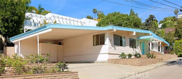 2229 Willetta Street, Los Angeles CA 90068