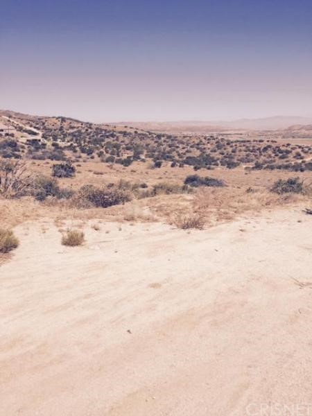 Land for Sale at E Vac/Barrel Springs Pav /Vic 30 Palmdale, 93550 United States