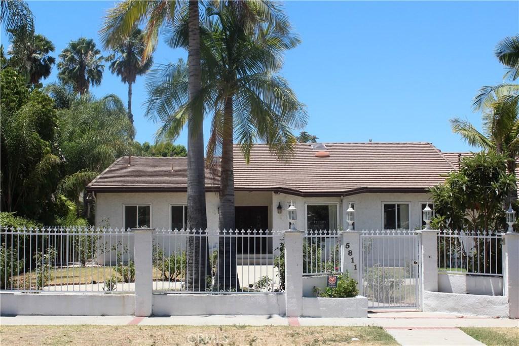 5811 BECKFORD Avenue, Tarzana, CA 91356