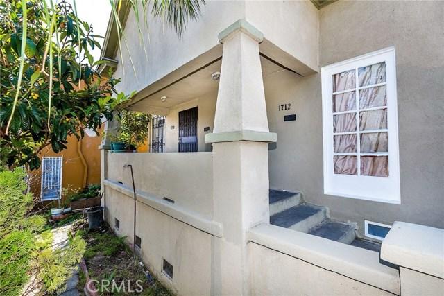 1710 Miramar Street Los Angeles, CA 90026 - MLS #: SR18061710