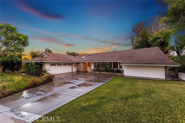 4606 San Feliciano Drive, Woodland Hills CA 91364