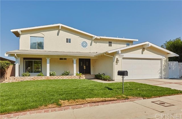 Single Family Home for Sale at 6442 Ellenview Avenue 6442 Ellenview Avenue West Hills, California 91307 United States