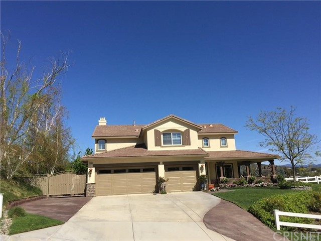 Single Family Home for Sale at 30041 Sagecrest Way Castaic, California 91384 United States