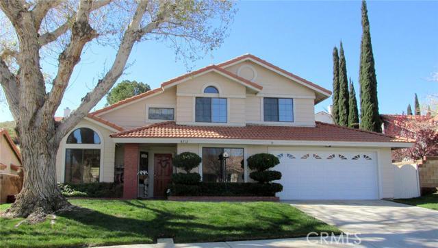 4712 Grandview Drive Palmdale CA  93551