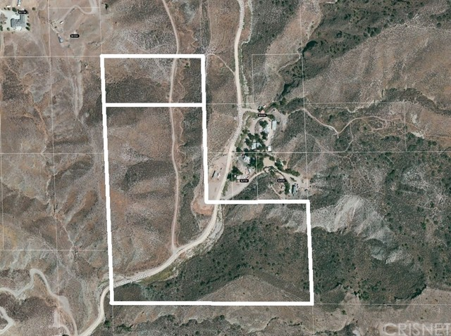 Single Family for Sale at 0 Tick Canyon Road Agua Dulce, California 91350 United States