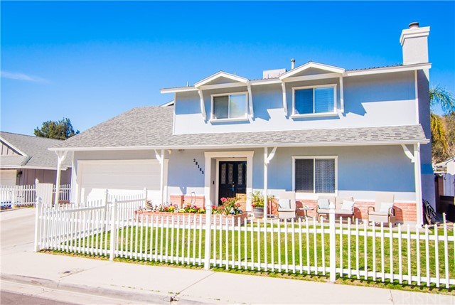 28165 Newbird Drive Saugus, CA 91350 is listed for sale as MLS Listing SR17053546