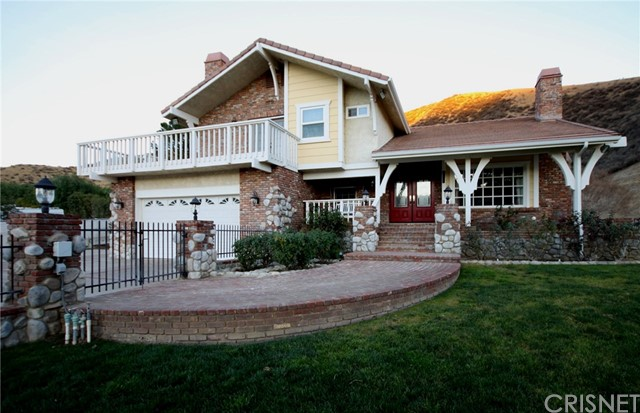 Single Family Home for Sale at 29500 San Francisquito Canyon Road 29500 San Francisquito Canyon Road Saugus, California 91390 United States