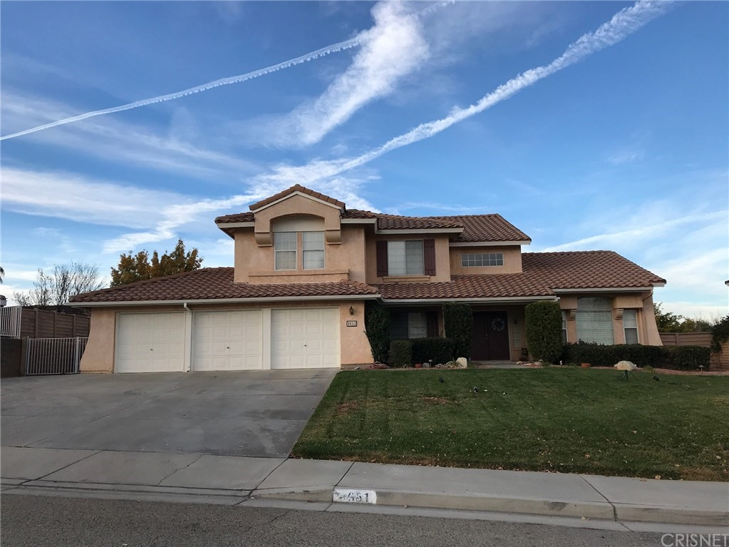 Property for sale at 4651 Greencrest Way, Palmdale,  CA 93551