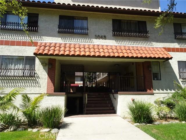 Condominium for Sale at 1043 Thompson Glendale, California 91201 United States