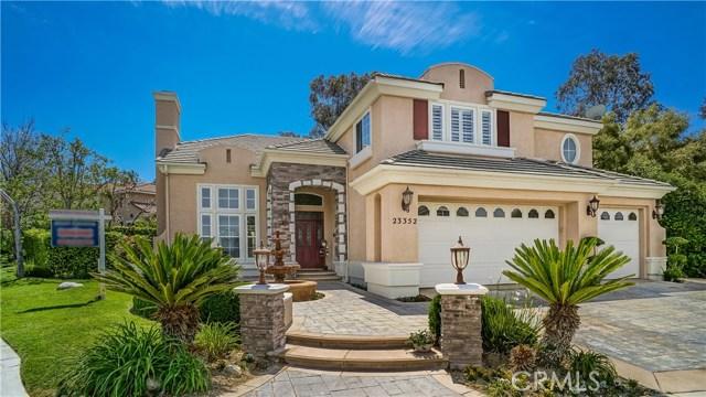 23352 Camford Place, Valencia CA 91354