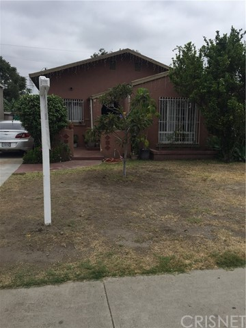 2426 hill Street Huntington Park, CA 90255 - MLS #: SR18147141