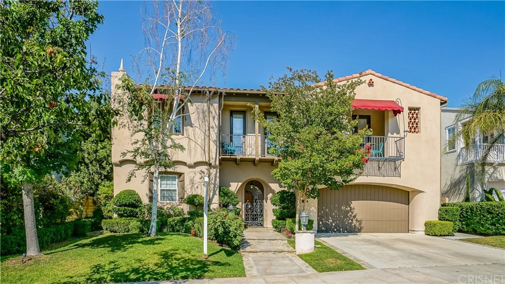 Photo of 24807 LOS ALTOS DRIVE, Valencia, CA 91355