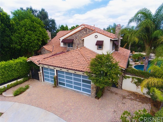 8620 Santa Susana Place West Hills, CA 91304 - MLS #: SR17218818