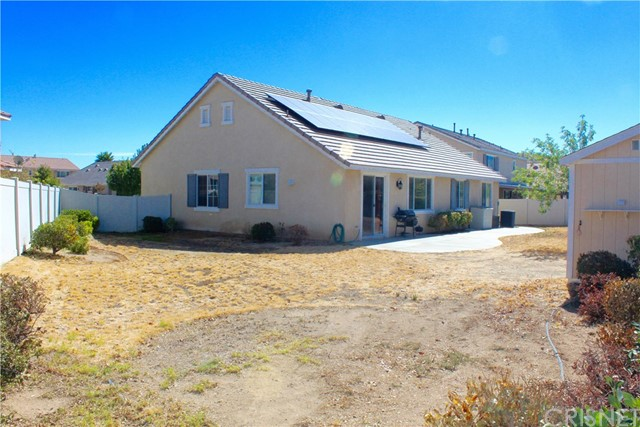 39135 Silverberry Lane Palmdale, CA 93551 - MLS #: SR17237962
