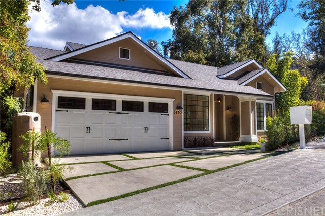 Single Family Home for Sale at 3130 Ellington Drive 3130 Ellington Drive Los Angeles, California 90068 United States