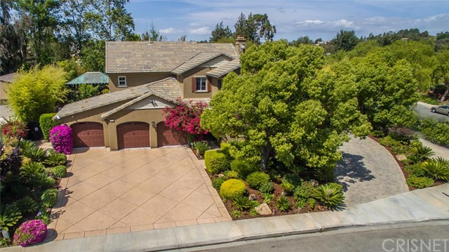 Single Family Home for Sale at 731 Running Creek Simi Valley, California 93065 United States