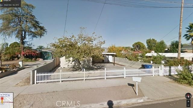 独户住宅 为 销售 在 11113 Cantara Street Sun Valley, 91352 美国