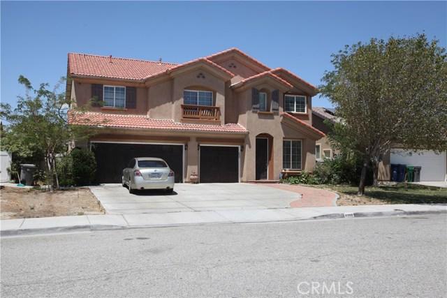 6355 Vittoria Avenue Palmdale, CA 93552 - MLS #: SR17170738