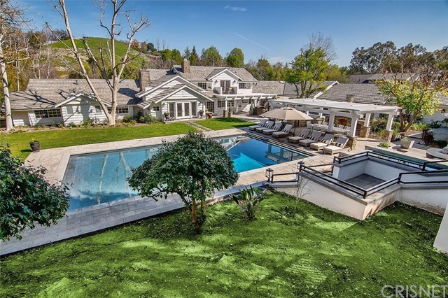 Single Family Home for Sale at 24328 Bridle Trail Road Hidden Hills, California 91302 United States