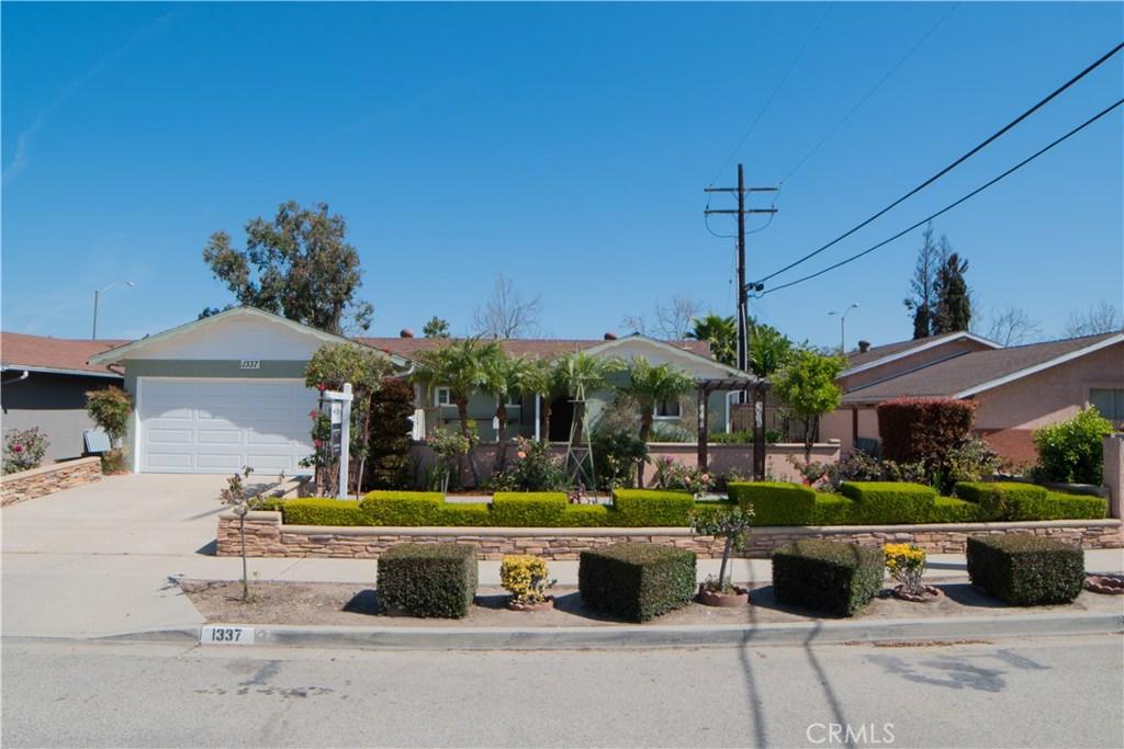 1337 CHAPEL Drive, Camarillo, CA 93010