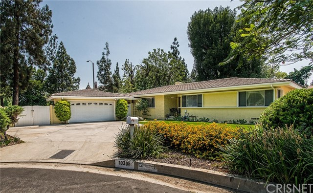 10305 Sylvia Avenue , CA 91326 is listed for sale as MLS Listing SR18187307