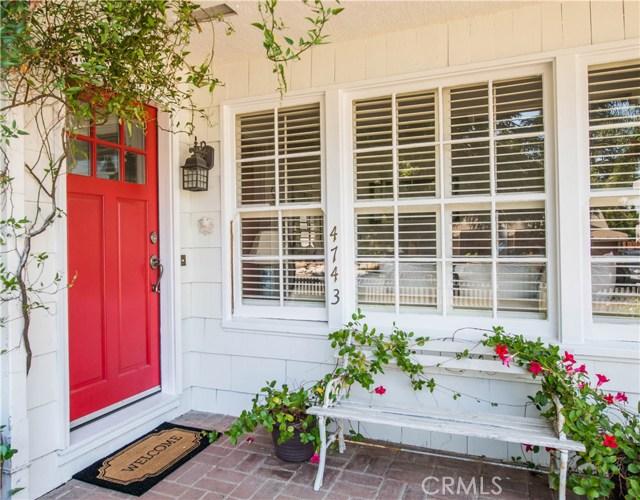4743 Halbrent Avenue Sherman Oaks, CA 91403 - MLS #: SR17170790