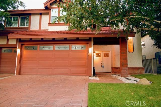 独户住宅 为 销售 在 25364 Irving Lane Stevenson Ranch, 91381 美国