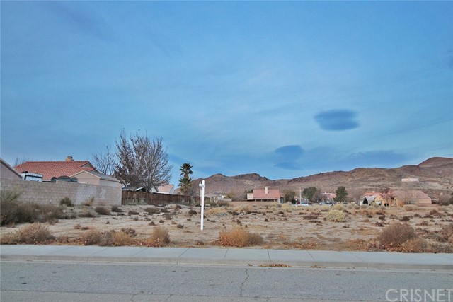 Land for Sale at 3241 Marielle Way Rosamond, California United States