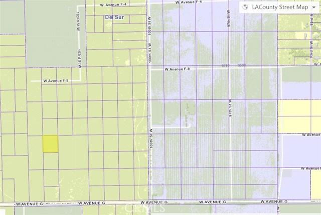 10000 Vac/Vic Avenue F12/100 Stw Antelope Acres, CA 93536 - MLS #: SR18030596