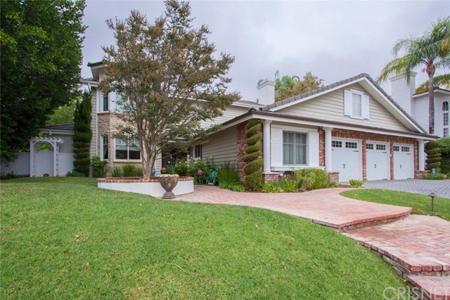 Single Family Home for Sale at 5525 Bromely Drive Oak Park, California 91377 United States
