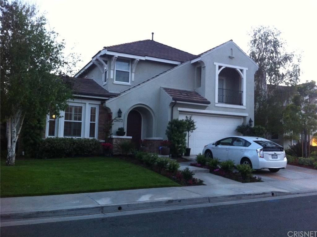 Photo of home for sale at 26172 LONE ROCK Court, Valencia CA
