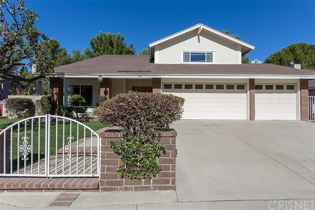 Single Family Home for Sale at 467 Thunderhead Street 467 Thunderhead Street Thousand Oaks, California 91360 United States