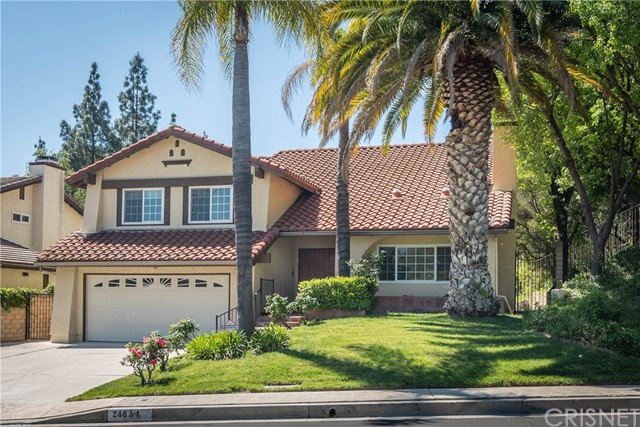 Single Family Home for Sale at 24654 Woodglade Lane West Hills, California 91307 United States
