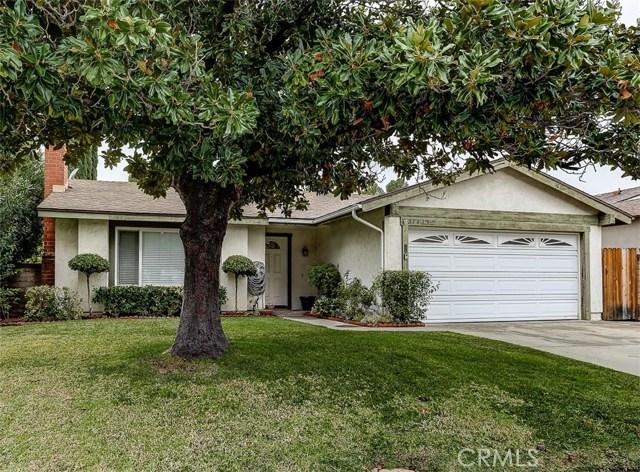 27435 Cherry Creek Drive  Valencia CA 91354