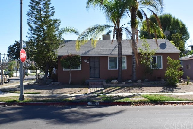 Single Family Home for Sale at 13524 Reliance Street Arleta, California 91331 United States