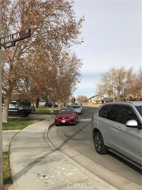 2610 Halma Street Lancaster, CA 93535 - MLS #: SR18003568